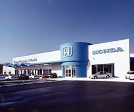 Aaa powerwash inc pictures for Honda dealership kingwood